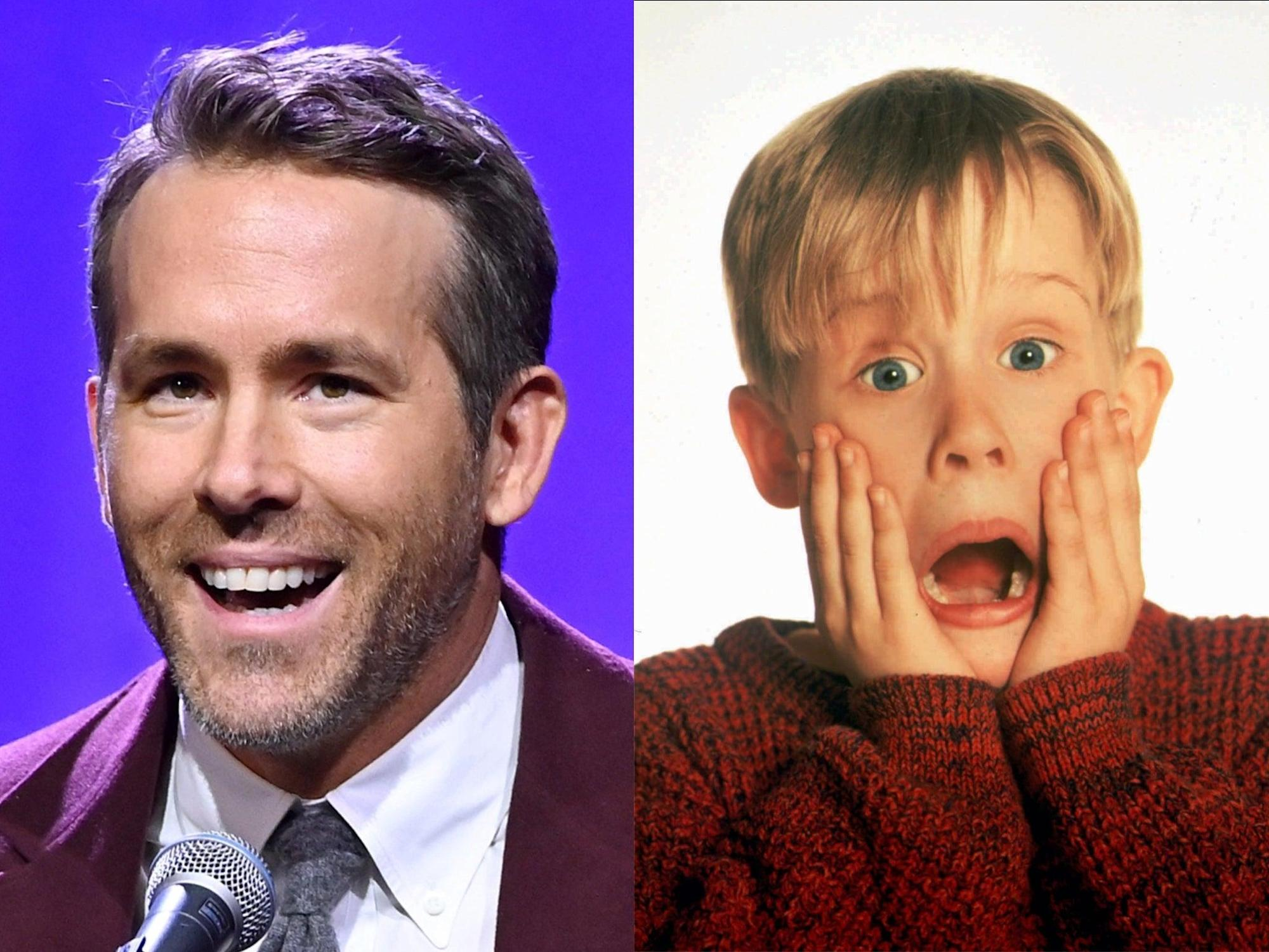 Ryan Reynolds's Home Alone reboot is 'an insult to the art of cinema', says original director Chris Columbus