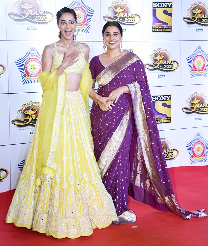 All the candid moments from Umang 2020 red carpet