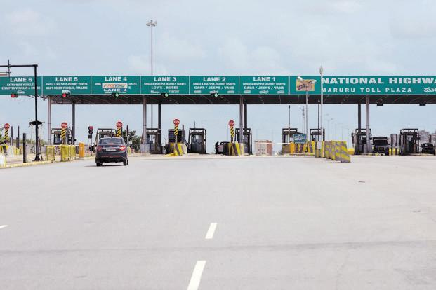 Road ministry offers sops to bring states on board for electronic tolling