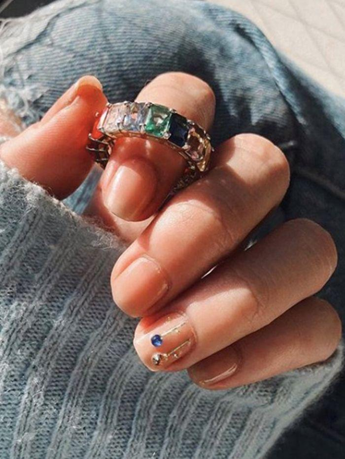 The 6 Biggest Winter Nail Trends Blowing Up on Instagram