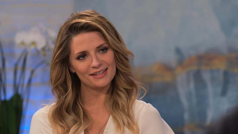 Why Hollywood Actress Mischa Barton Says It's Empowering To Stand Up For Herself