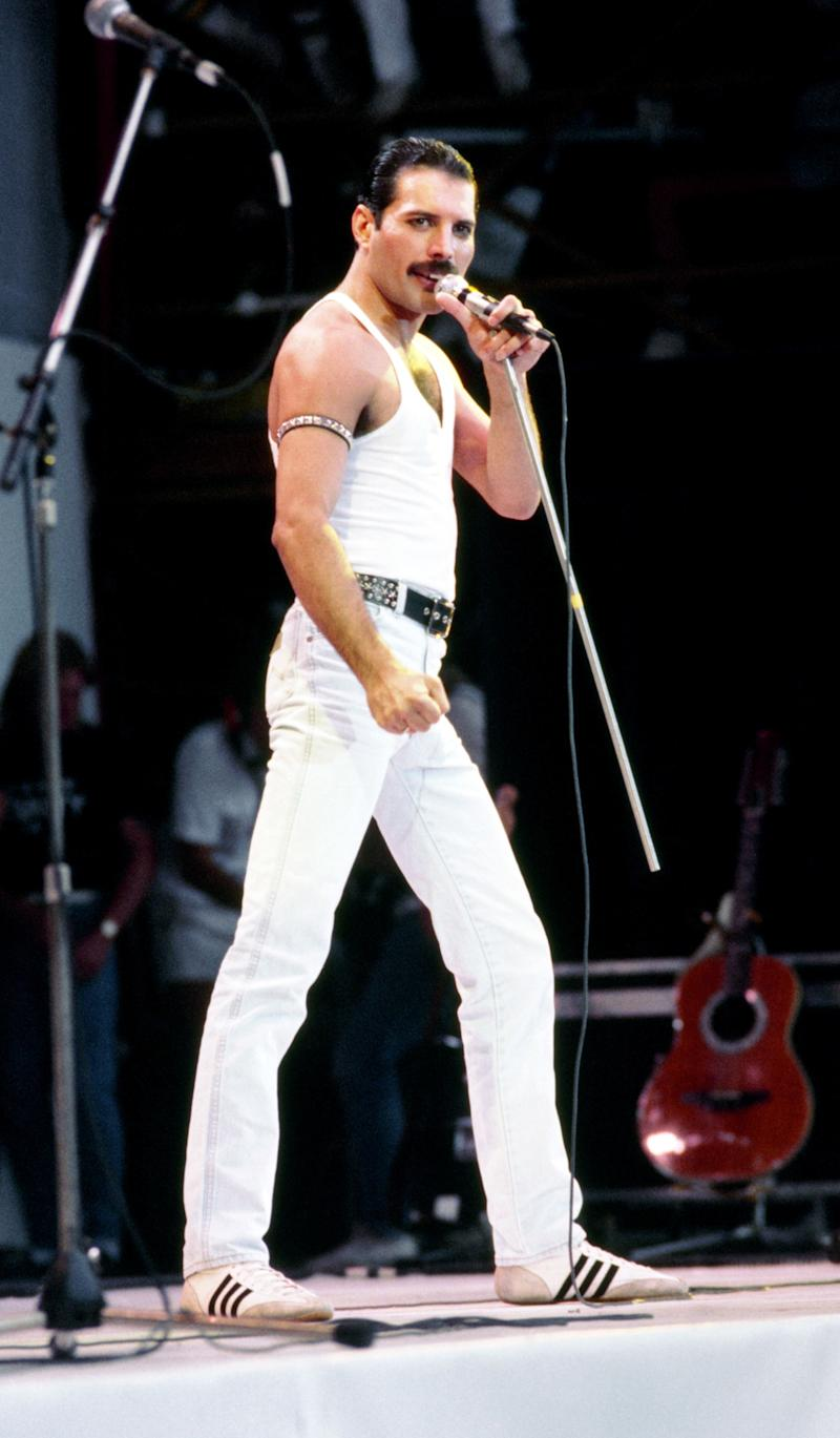 In Freddie Mercury's lifetime, Queen received a total of four Grammy nominations &ndash; for Bohemian Rhapsody and Another One Bites The Dust &ndash; though none of them translated into a win.<br /><br />The band was eventually awarded the Lifetime Achievement Award in 2018, the same year their album A Night At The Opera was inducted into the Grammys Hall Of Fame.