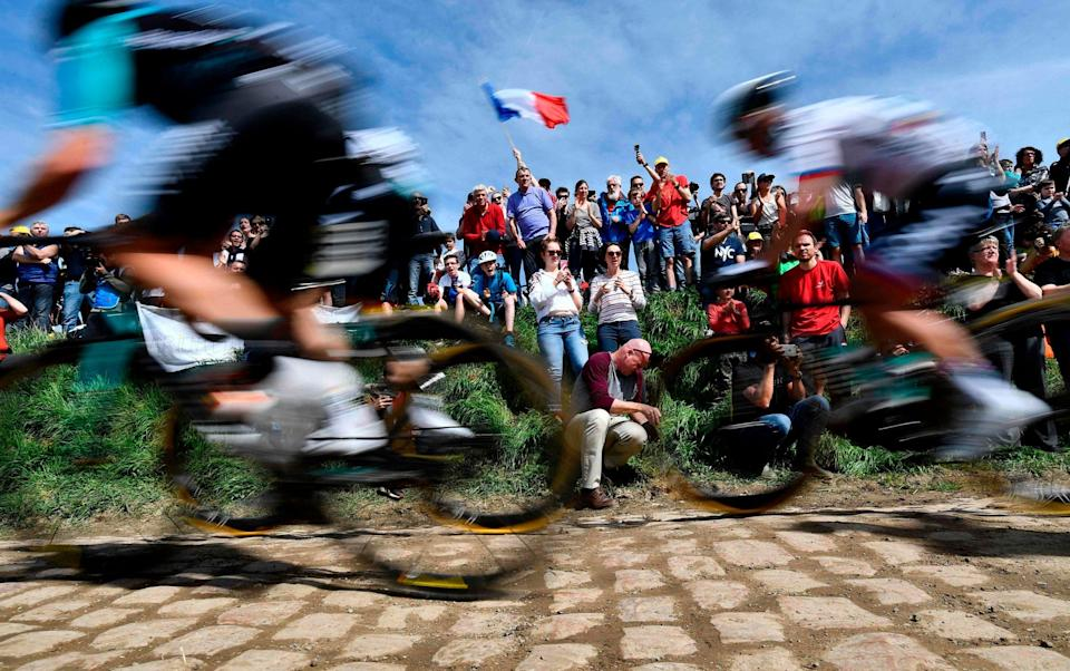Paris-Roubaix – Paris-Roubaix 2021: When are the men's and women's races, who is on the starting lists and how can I follow both classics? - GETTY IMAGES