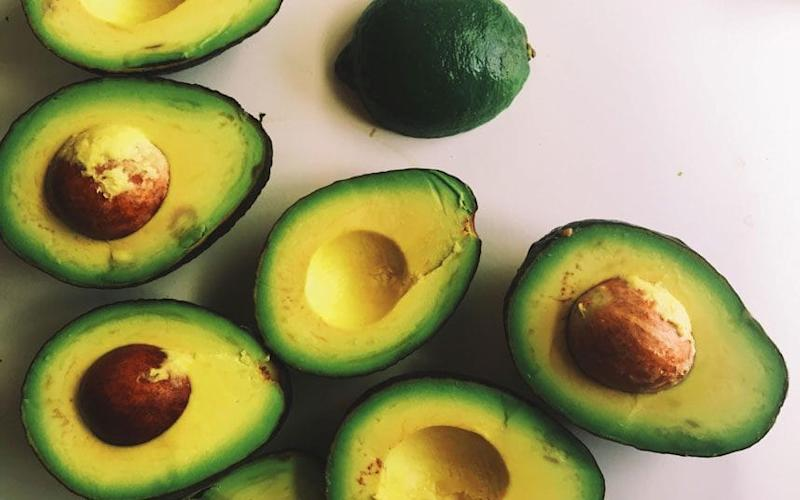 Start the day right with avocado on toast