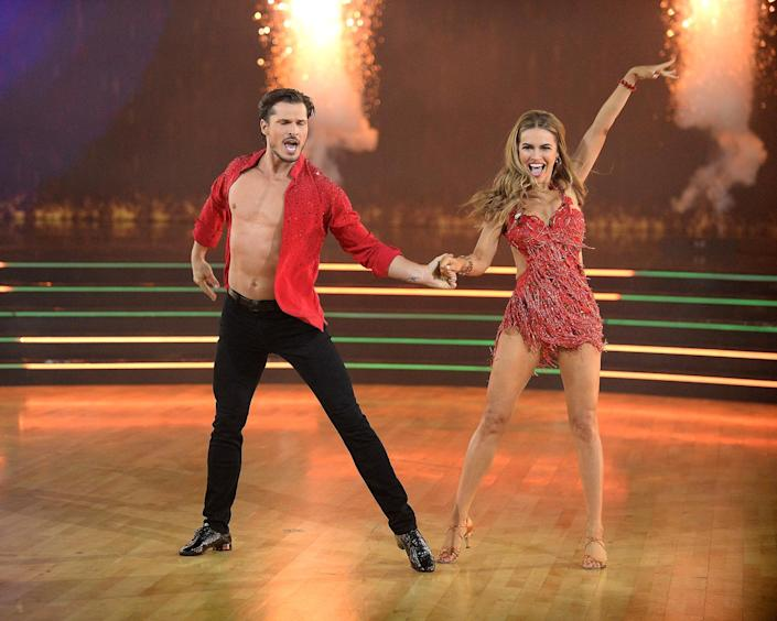 <p>Total nominations for<em> Dancing with the Stars</em> since its premiere in 2005, with five of them this year (it has won 17).</p>