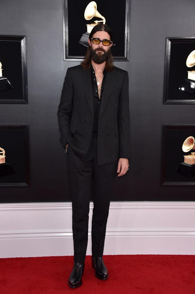 <p>Brock Korsan attends the 61st annual Grammy Awards at Staples Center on Feb. 10, 2019, in Los Angeles. </p>