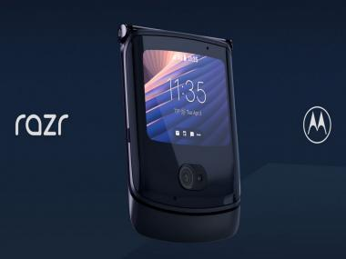 Motorola Razr 5G launched with Snapdragon 765G chipset, 8 GB RAM and more