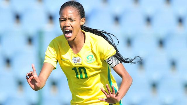 The South Africa U-20 captain says it's a dream come true that she will be playing for a professional side overseas