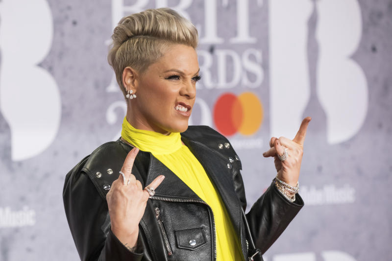 In Today's News, A Woman Gave Birth At A P!nk Concert