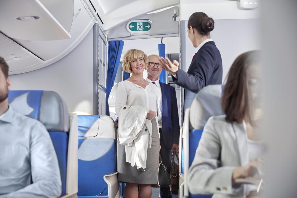 The move is designed to be more gender inclusive for passengers [Photo: Getty]