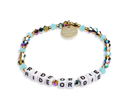 Ride or Die Stretch Bracelet. Image via Nordstrom.