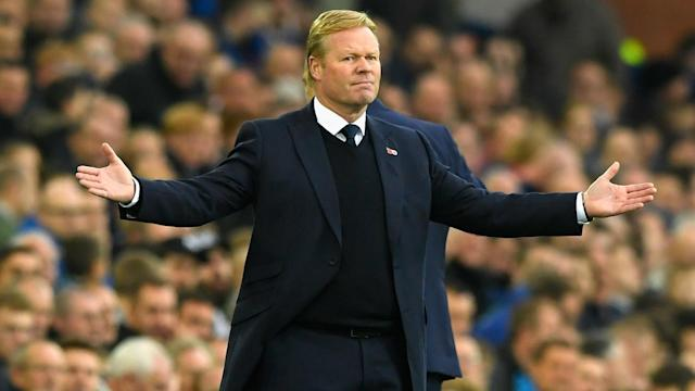 """Ronaldo Koeman said it would be a """"dream"""" to coach Barcelona but Everton fans have nothing to worry about yet."""