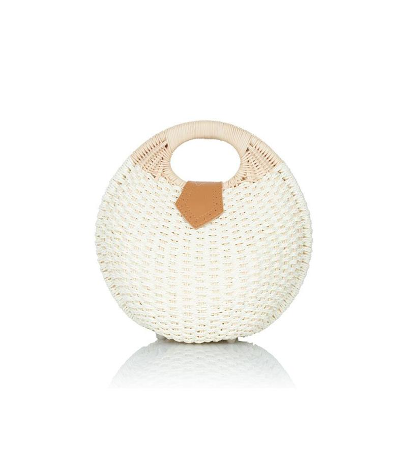 Fivestory New York Wicker Bubble Bag (Photo: Fivestory New York)