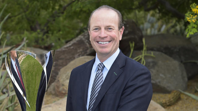 PGA Tour Champions president Greg McLaughlin is leaving his post to become the World Golf Foundation chief executive and president of The First Tee.