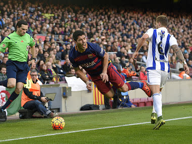 La Liga: Players to be punished retrospectively for diving and provocative goal celebrations