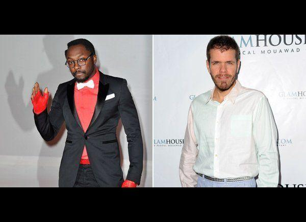 """Gossip blogger Perez Hilton was confronted by the Black Eyed Peas at the Much Music Video Awards in 2009 and began hurling insults at Will.i.am and the rest of the band.    Perez was <a href=""""http://www.huffingtonpost.com/2009/06/22/perez-hilton-called-willi_n_219088.html"""" target=""""_hplink"""">punched in the face</a> by Will.i.am's manager and the blogger later tweeted, """"I was assaulted by Will.i.am of the Black Eyed Peas and his security guards. I am bleeding. Please, I need a police report. No joke.""""     Will.i.am later denied Hilton's claims and Hilton shot back with a 12-minute video blasting the Black Eyed Pea as a """"disgusting human being"""" and """"a fucking liar.""""    Perez later sued Will.i.am's manager and a s<a href=""""http://wonderwall.msn.com/music/perez-hilton-black-eyed-peas-manager-settle-suit-1537413.story"""" target=""""_hplink"""">ettlement was reached.</a>"""