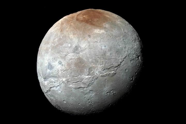 best space photos charon