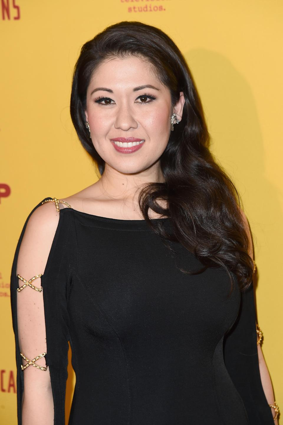 Ruthie Ann Miles in February 2017. (Photo: Nicholas Hunt/Getty Images)