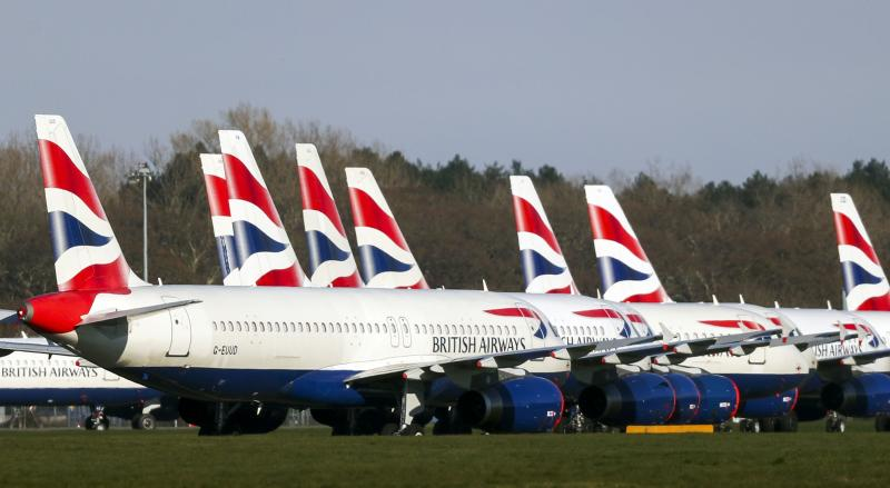 British Airways to slash up to 12,000 jobs over Covid-19 crisis