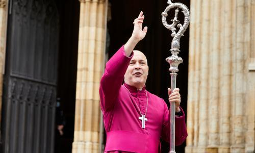 'Tribal and divided': Church of England faces turbulent times