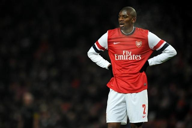 He's made one appearance this season but is Abou Diaby getting a new Arsenal contract?