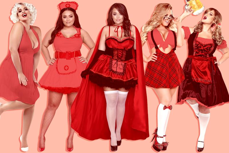 96aca27210cc2 Looking for a Plus-Size Halloween Costume? Good Luck