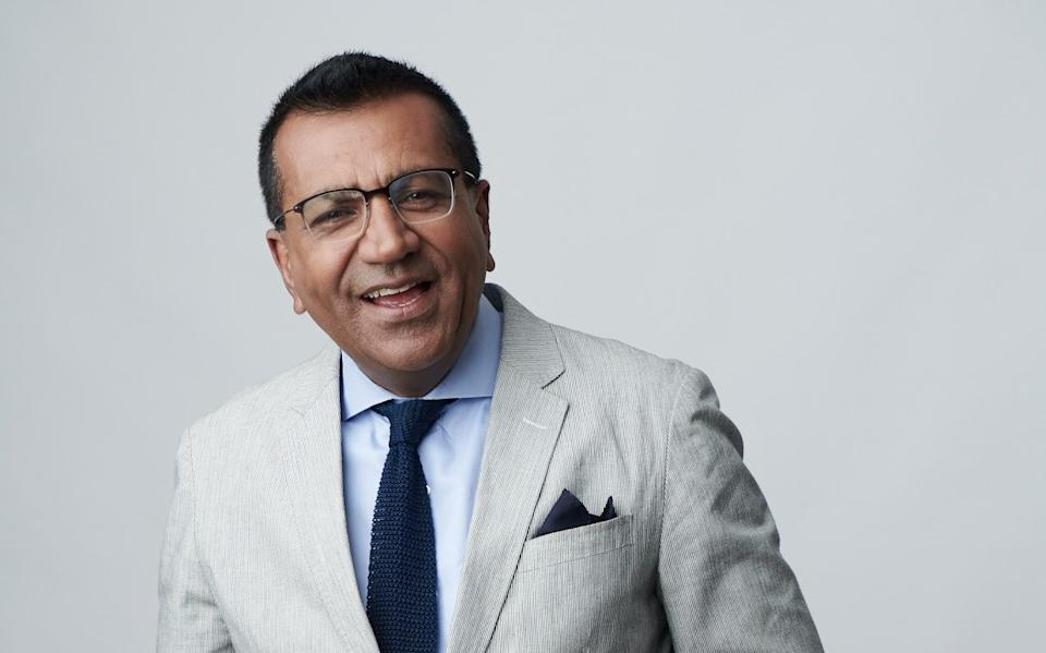 Journalist Martin Bashir is 'seriously ill' with Covid related illness