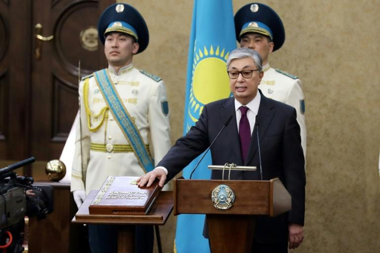 Interim president  Kassym-Jomart Tokayev appeared to be in pole position to take over Kazakhstan in the long term until senators voted shortly after his swearing-in to name Dariga Nazarbayeva as their new chief