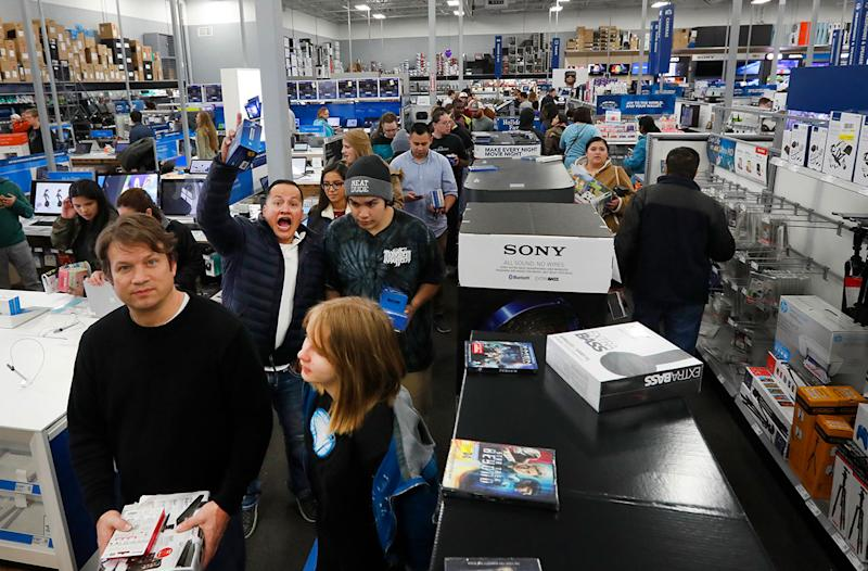 Best Buy's Best Black Friday Doorbusters and Deals 2017