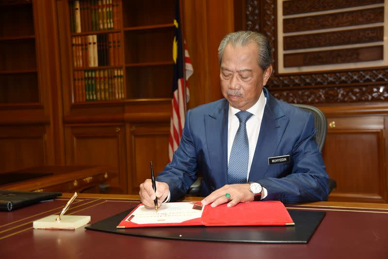 Challenges facing new Malaysia PM after controversial takeover