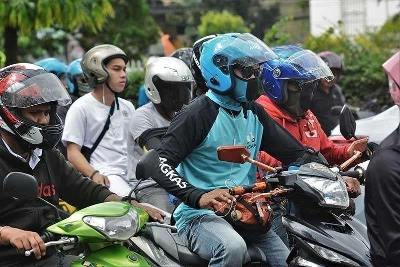LTFRB counters Angkas, assures more motorcycle taxis in 2020