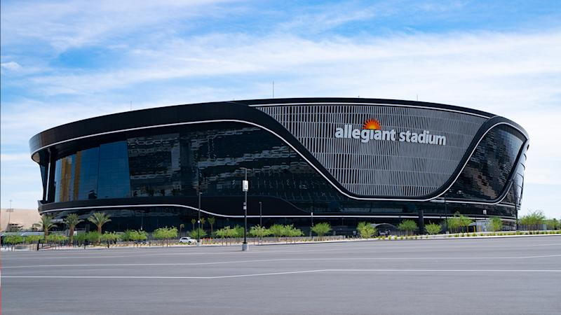 Big plans for Raiders' Allegiant Stadium debut on 'Monday Night Football'