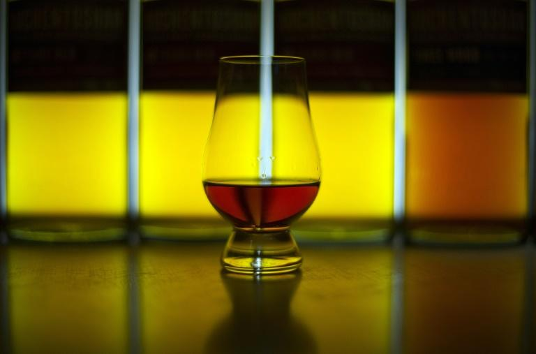 Some $1.3 billion worth of Scotch whisky went to the US last year
