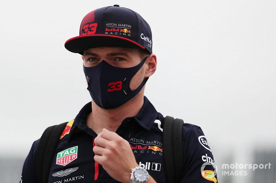 """Max Verstappen, Red Bull Racing <span class=""""copyright"""">Charles Coates / Motorsport Images</span>"""