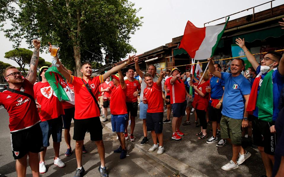 italy vs wales live euro 2020 score team news updates - Reuters