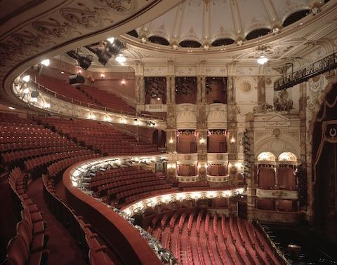 London Coliseum - Credit: This content is subject to copyright./View Pictures