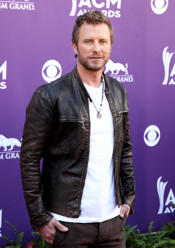 DIERKS BENTLEY, Live from the RAM Red Carpet, 47th Annual ACM Awards, Las Vegas, NV