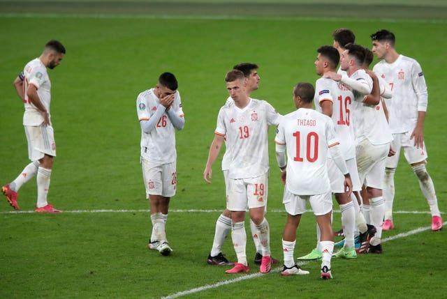 Spain will hope to exact some revenge for their Euro 2020 heartache