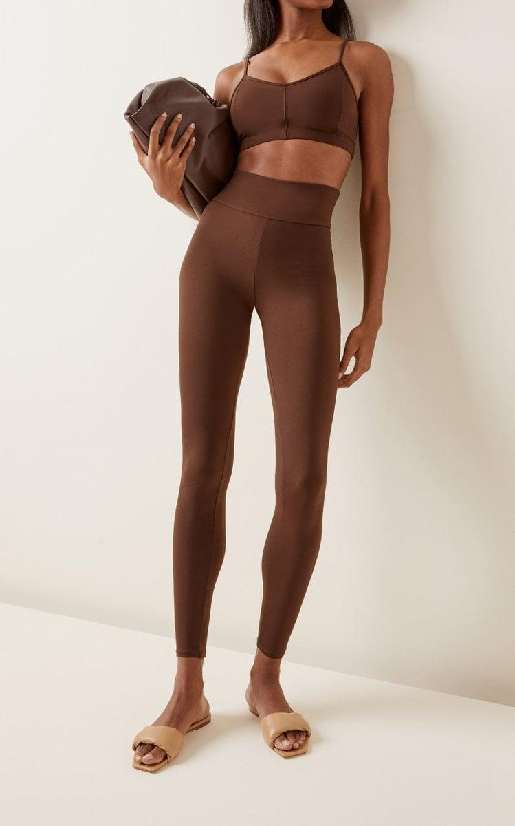 <p>These <span>Live the Process Tuxedo Leggings</span> ($130) are designed for a comfortable yet flattering fit with its high waist and stretchy fabric. Style yours with an oversized sweater and slide sandals on casual days.</p>