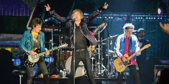 Les Rolling Stones (photo d'illustration) - -