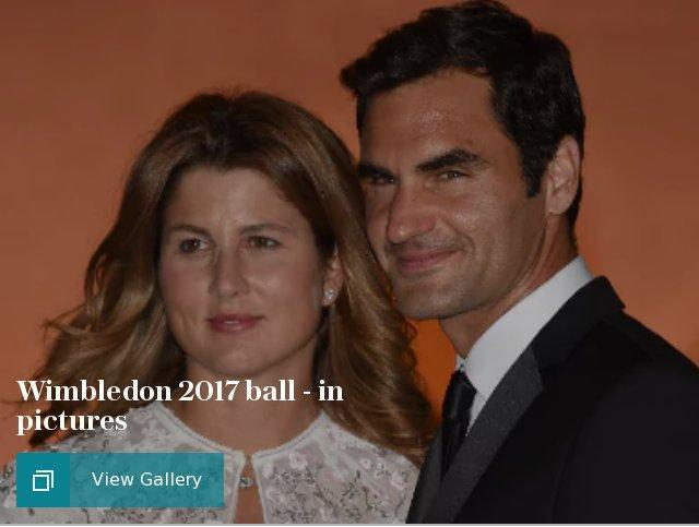 Wimbledon 2017 ball in pictures