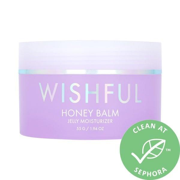 <p>This new <span>Wishful Honey Balm Niacinamide Moisturizer</span> ($49) packs little lavender pearls that leave skin dewy (with bonus lavender oil inside, too). There's also niacinamide and turmeric to reduce the appearance of pores and dark spots, and it's already earned an average 4.5-star rating from other shoppers.</p>