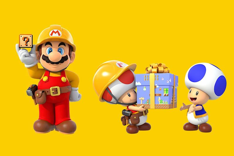 Southwest Airlines made the first Super Mario Maker level with the