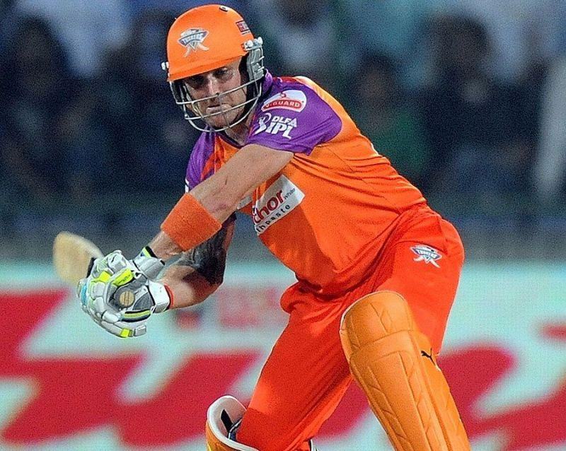 Brendon McCullum was the star player of Kochi Tuskers Kerala