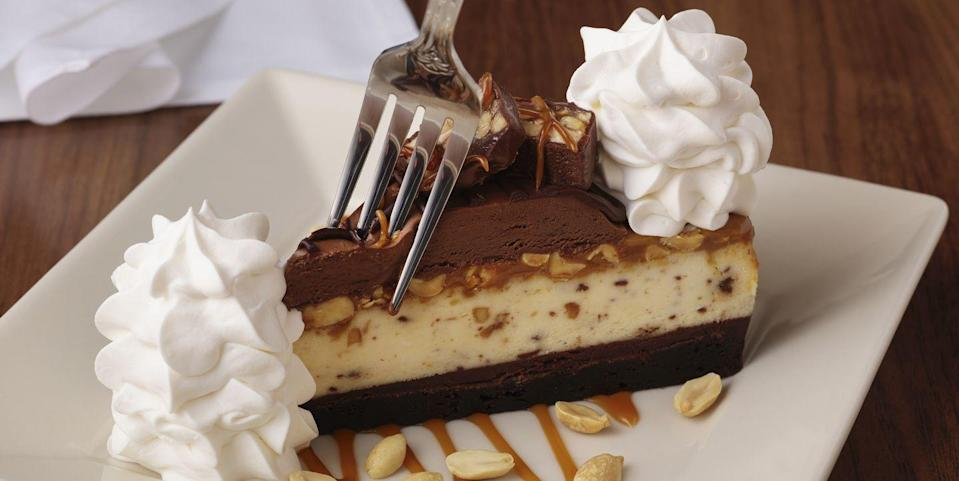 The Cheesecake Factory Is Offering Slices Of Its Cheesecake For $5 Today Only
