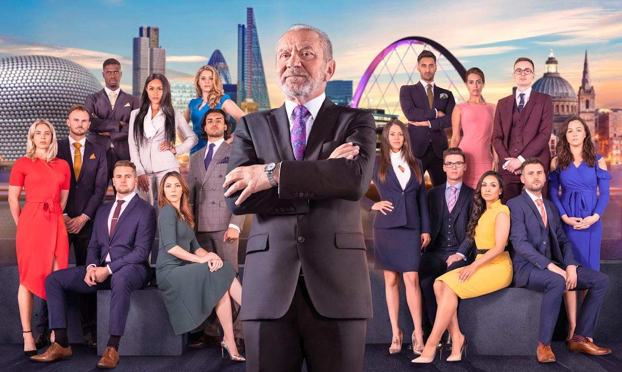 <p>The candidates come from a broad range of backgrounds; from Law, Tax and Arboriculture (tree surgery) to Fashion Design, Marketing and Sport. However, they all have one thing in common, a passionate desire to secure a £250,000 investment in their business plan and win a partnership with Lord Sugar.<br /><br />(BBC/Boundless Taylor Herring/Jim Marks) </p>