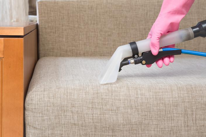 flame retardant couch
