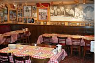 """<p>The celebrity-friendly Italian restaurant will have a special Thanksgiving menu. Make reservations on their website ahead of time.</p><p><strong><a href=""""https://locations.bucadibeppo.com/us"""" rel=""""nofollow noopener"""" target=""""_blank"""" data-ylk=""""slk:Find a location"""" class=""""link rapid-noclick-resp"""">Find a location</a>.</strong></p>"""