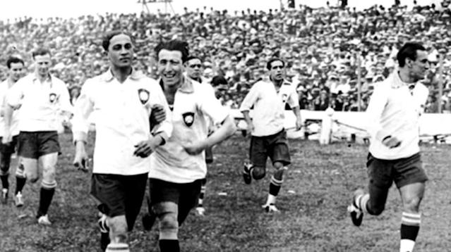 On December 25, 1925, these two footballing giants went head-to-head for the Copa America title - and all hell broke loose!