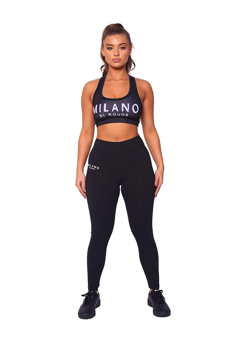 """<p><strong>Milano di Rouge</strong></p><p>milanodirouge.com</p><p><strong>$50.00</strong></p><p><a href=""""https://shop.milanodirouge.com/collections/womens-leggings/products/loe-leggings-2-0"""" rel=""""nofollow noopener"""" target=""""_blank"""" data-ylk=""""slk:Shop Now"""" class=""""link rapid-noclick-resp"""">Shop Now</a></p><p>Made from a mid-weight knit fabric, these high-waisted pull-on winter leggings run from sizes XS to 3XL. Shop local and support BIPOC brands. </p>"""